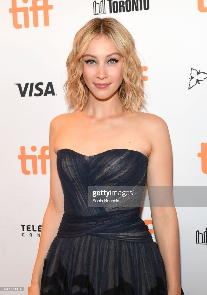 "The World Premiere Of The Limited Series ""Alias Grace"" At The Toronto Film Festival"