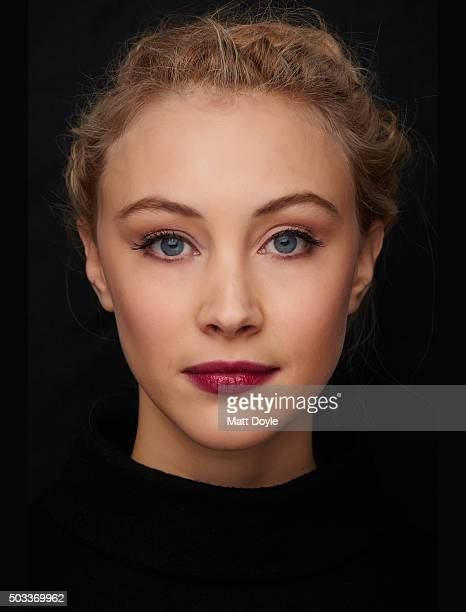 Actress Sarah Gadon is photographed for SAG Foundation on December 1 in New York City Credit must read Matt Doyle/SAG/Contour by Getty Images