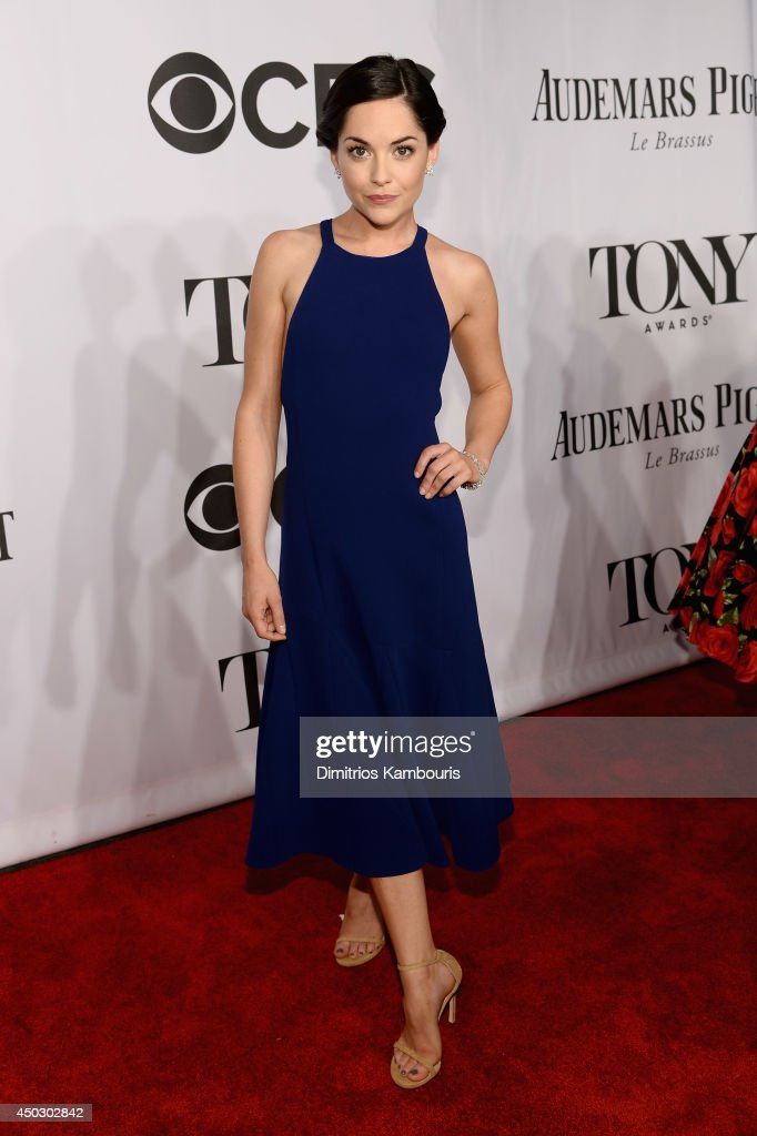 Actress Sarah Greene attends the 68th Annual Tony Awards at Radio City Music Hall on June 8, 2014 in New York City.
