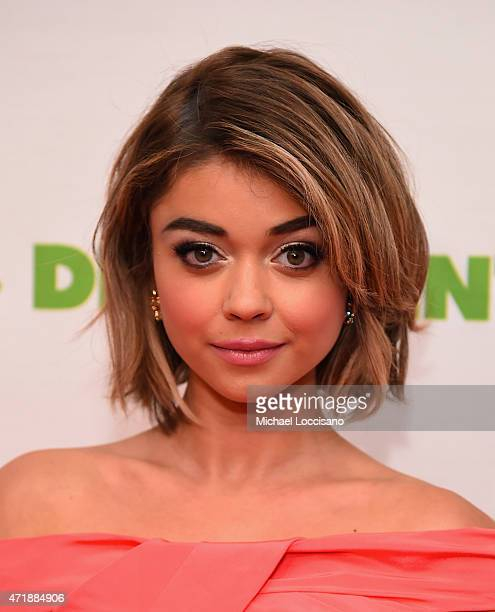 Actress Sarah Hyland attends the 141st Kentucky Derby Unbridled Eve Gala at Galt House Hotel Suites on May 1 2015 in Louisville Kentucky