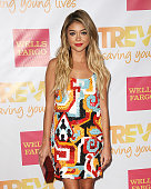 Actress Sarah Hyland attends TrevorLIVE Los Angeles at the Hollywood Palladium on December 7 2014 in Los Angeles California