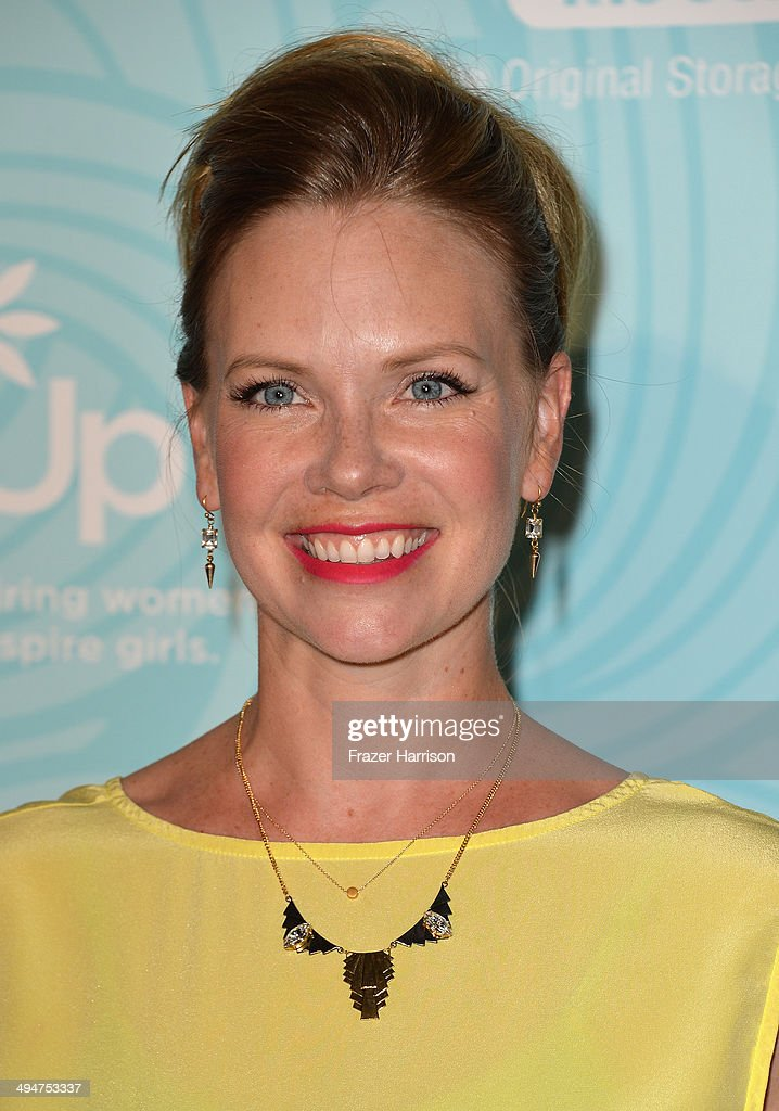 Actress Sarah Jane Morris arrives at the Step Up 11th Annual Inspiration Awards at The Beverly Hilton Hotel on May 30, 2014 in Beverly Hills, California.