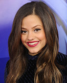 Actress Sarah Jeffery arrives at the 2016 NBCUniversal Winter TCA Press Tour at Langham Hotel on January 13 2016 in Pasadena California