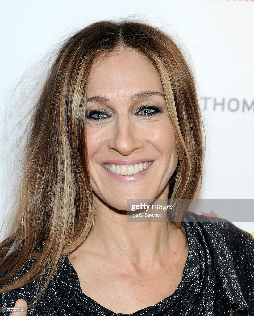 Actress <a gi-track='captionPersonalityLinkClicked' href=/galleries/search?phrase=Sarah+Jessica+Parker&family=editorial&specificpeople=201693 ng-click='$event.stopPropagation()'>Sarah Jessica Parker</a> attends New 42nd Street Gala at The New Victory Theater on December 5, 2012 in New York City.