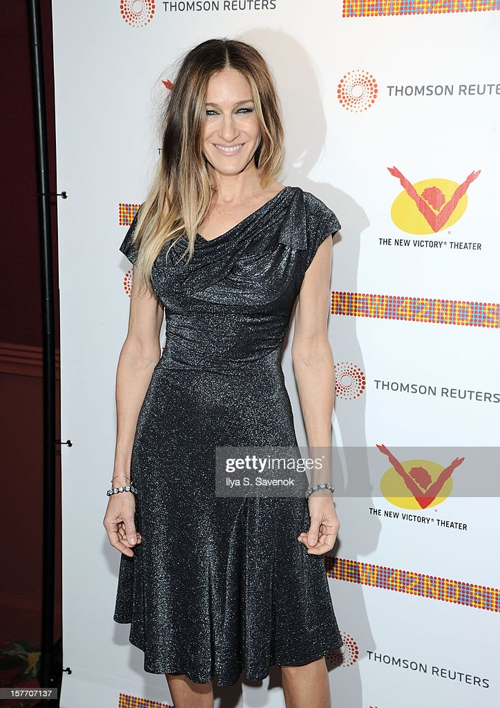 Actress Sarah Jessica Parker attends New 42nd Street Gala at The New Victory Theater on December 5, 2012 in New York City.