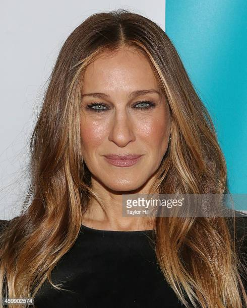 Actress Sarah Jessica Parker attends the 2014 Fashion Footwear Association Of New York Awards at IAC Building on December 3 2014 in New York City