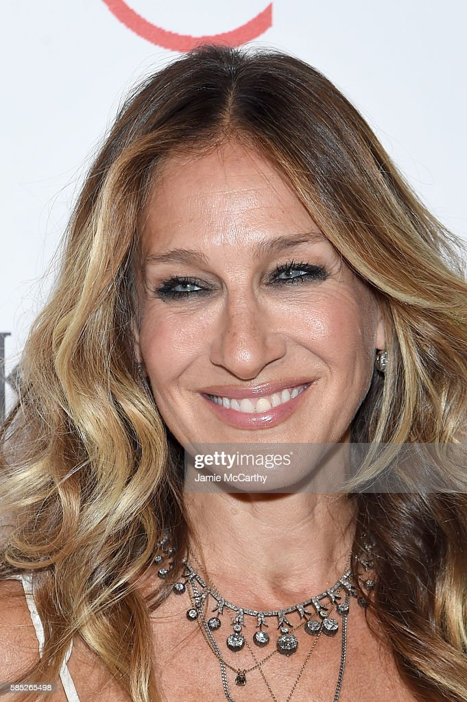 Actress Sarah Jessica Parker attends the Accessories Council 20th Anniversary celebration of the ACE awards at Cipriani 42nd Street on August 2, 2016 in New York City.