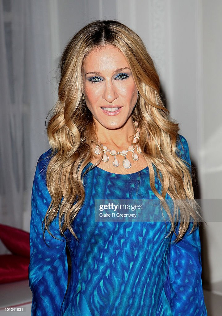 Actress Sarah Jessica Parker attends the after party following the UK premiere of 'Sex And The City 2' at The Orangery, Kensington Gardens on May 27, 2010 in London, England.