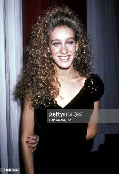 Actress Sarah Jessica Parker attends the American Apparel Footwear Association's Eighth Annual American Image Awards on November 7 1985 at Sheraton...