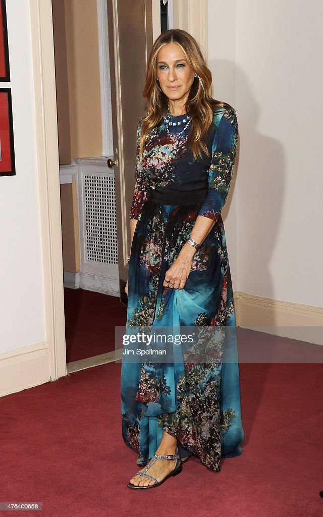 Actress Sarah Jessica Parker attends the Irish Repertory Theatre's