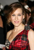 Actress Sarah Jessica Parker attends the Metropolitan Museum of Art Costume Institute Benefit Gala Anglomania at the Metropolitan Museum of Art May 1...