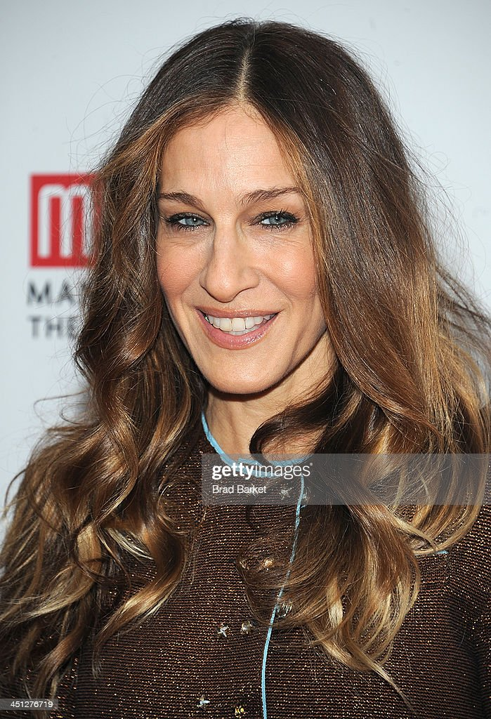 Actress Sarah Jessica Parker attends the 'The Commons Of Pensacola' opening night after party at Brasserie 8 1/2 on November 21, 2013 in New York City.