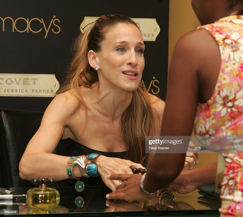 "Sarah Jessica Parker Launches ""Covet"" At Macy's Herald ..."