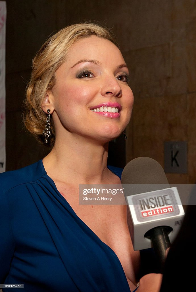 Actress Sarah Joy Miller attends 'Anna Nicole The Opera' Opening Night at Skylight One Hanson on September 17, 2013 in New York City.