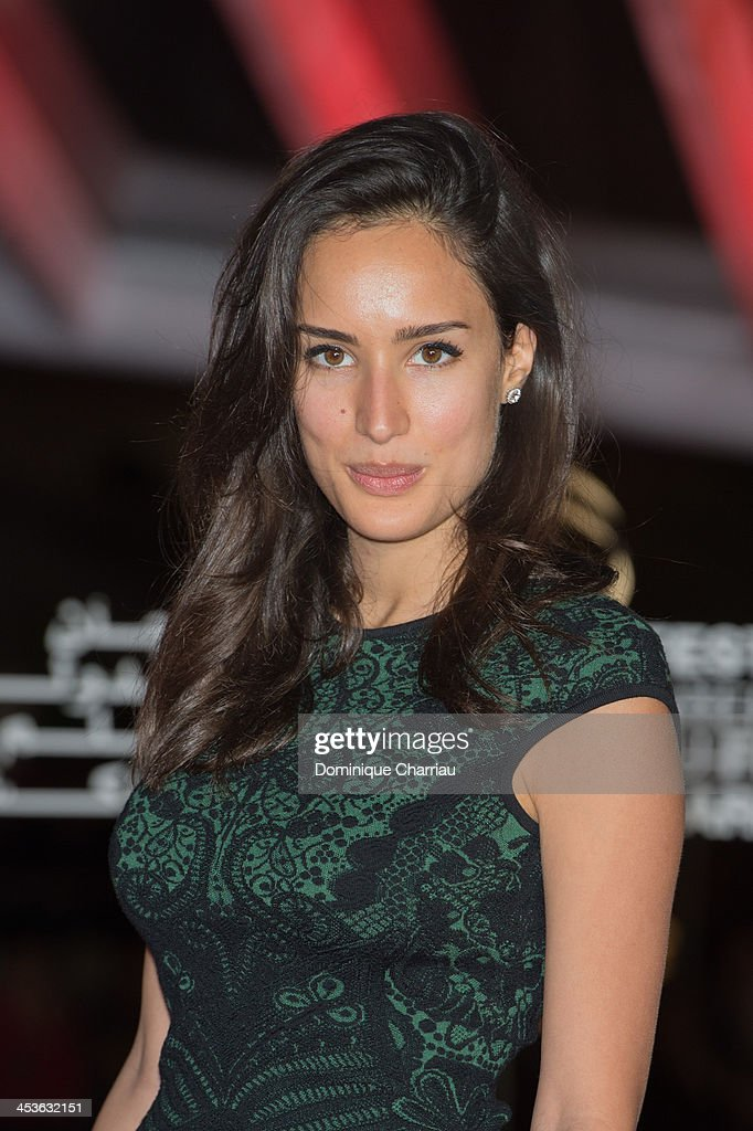 Actress Sarah Kazemy attends the 'Waltz With Monica' Premiere At 13th Marrakech International Film Festival on December 4, 2013 in Marrakech, Morocco.