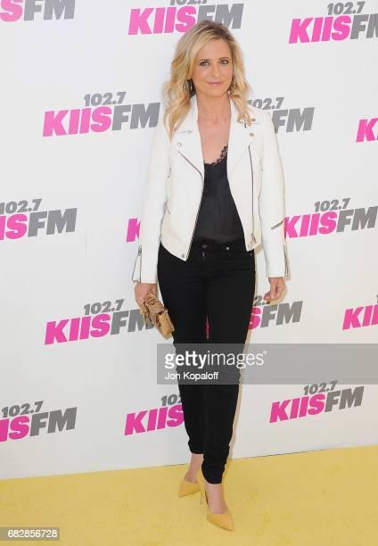 Actress Sarah Michelle Gellar arrives at 1027 KIIS FM's 2017 Wango Tango at StubHub Center on May 13 2017 in Carson California