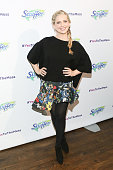 Actress Sarah Michelle Gellar attends Sarah Michelle Gellar Swiffer encourage parents to say 'Yes to the Mess' at Maman Bakery Tribeca on February 3...