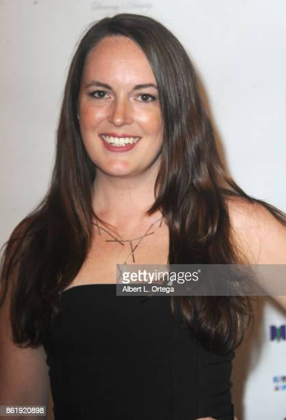 Actress Sarah Nicklin attends Halloween Hotness 4 Heating Up For The Cure held at American Legion Hall on October 15 2017 in Los Angeles California