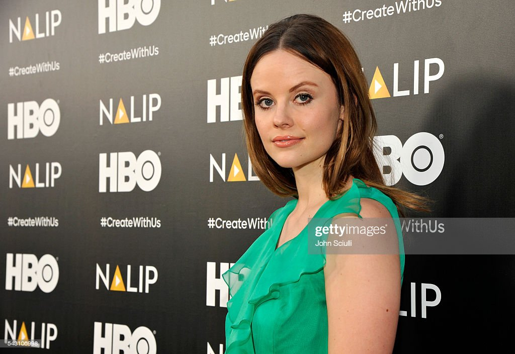 Actress <a gi-track='captionPersonalityLinkClicked' href=/galleries/search?phrase=Sarah+Ramos&family=editorial&specificpeople=631176 ng-click='$event.stopPropagation()'>Sarah Ramos</a> attends the NALIP 2016 Latino Media Awards at Dolby Theatre on June 25, 2016 in Hollywood, California.