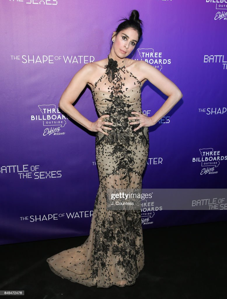 Actress Sarah Silverman attends the Fox Searchlight TIFF Party at Four Seasons Centre For The Performing Arts on September 10, 2017 in Toronto, Canada.