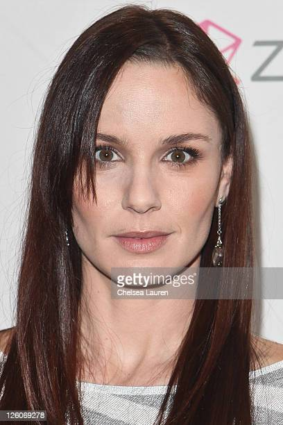 Actress Sarah Wayne Callies arrives at Paleyfest 2011 opening night presents 'The Walking Dead' at Saban Theatre on March 4 2011 in Beverly Hills...