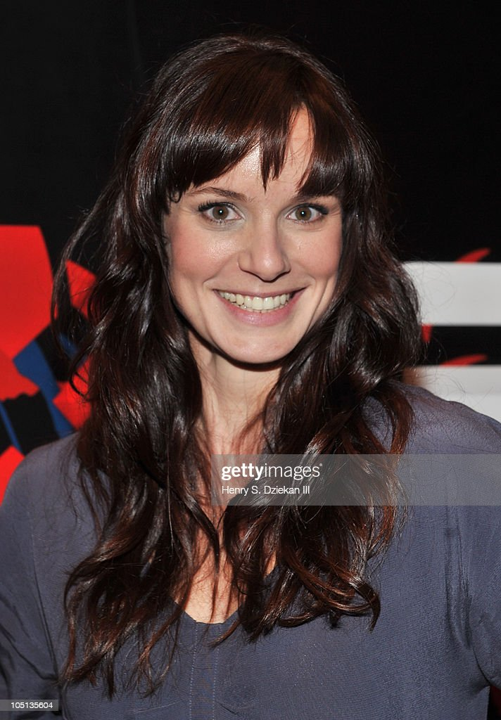 Actress Sarah Wayne Callies attends the 2010 New York Comic Con at the Jacob Javitz Center on October 10, 2010 in New York City.