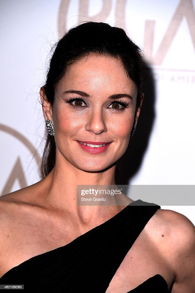 Actress <a gi-track='captionPersonalityLinkClicked' href=/galleries/search?phrase=Sarah+Wayne+Callies&family=editorial&specificpeople=607272 ng-click='$event.stopPropagation()'>Sarah Wayne Callies</a> attends the 26th Annual Producers Guild Of America Awards at the Hyatt Regency Century Plaza on January 24, 2015 in Los Angeles, California.