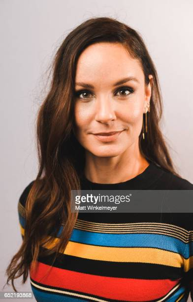 Actress Sarah Wayne Callies poses for a portrait during the 'This Is Your Death' premiere 2017 SXSW Conference and Festivals on March 11 2017 in...