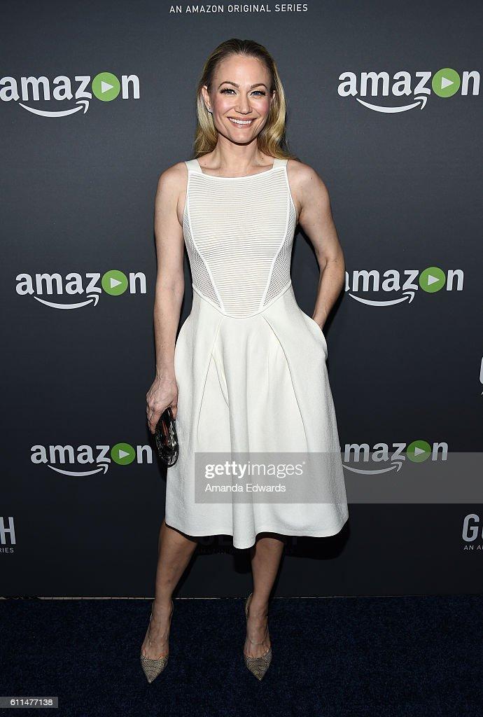 """Premiere Of Amazon's """"Goliath"""" - Arrivals"""