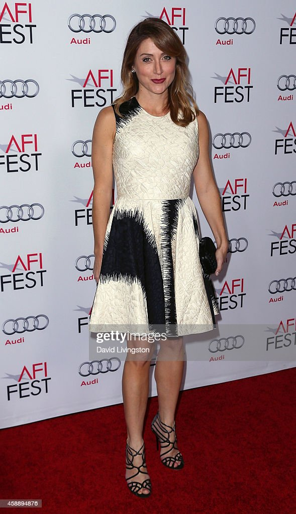 AFI FEST 2014 Presented By Audi's Special Tribute To Sophia Loren - Arrivals