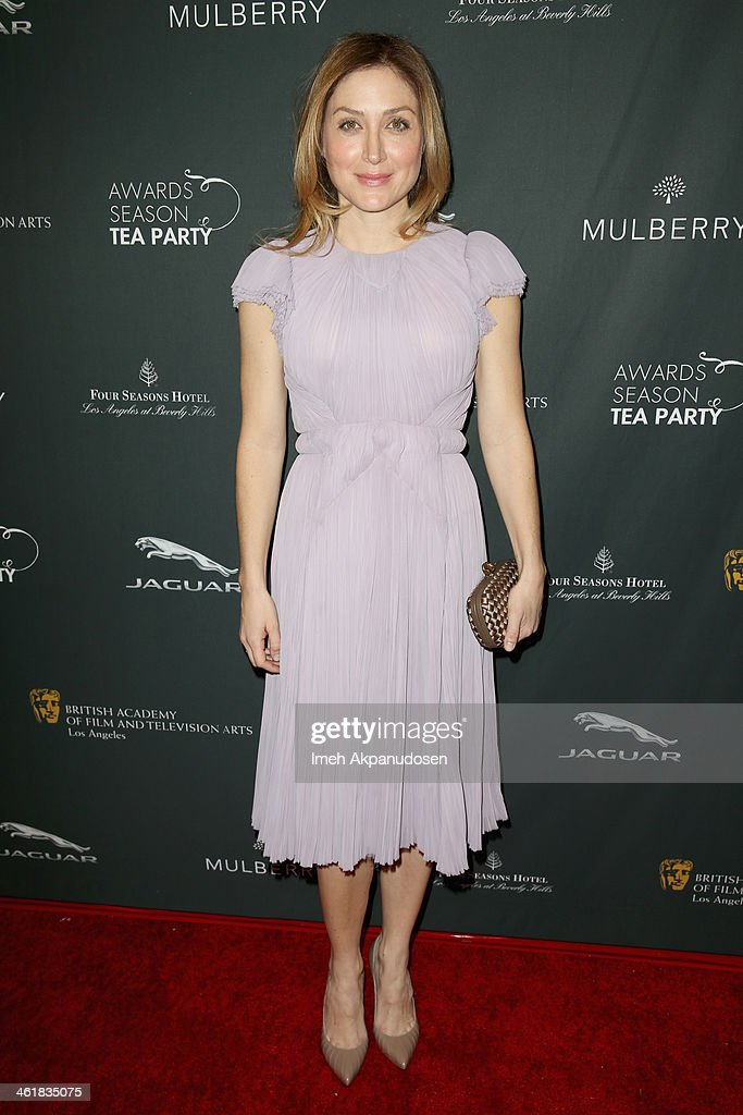 Actress <a gi-track='captionPersonalityLinkClicked' href=/galleries/search?phrase=Sasha+Alexander&family=editorial&specificpeople=215373 ng-click='$event.stopPropagation()'>Sasha Alexander</a> attends the BAFTA LA 2014 Awards Season Tea Party at the Four Seasons Hotel Los Angeles at Beverly Hills on January 11, 2014 in Beverly Hills, California.