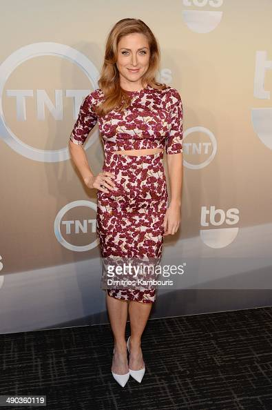 Actress Sasha Alexander attends the TBS / TNT Upfront 2014 at The Theater at Madison Square Garden on May 14 2014 in New York City 24674_002_0369JPG
