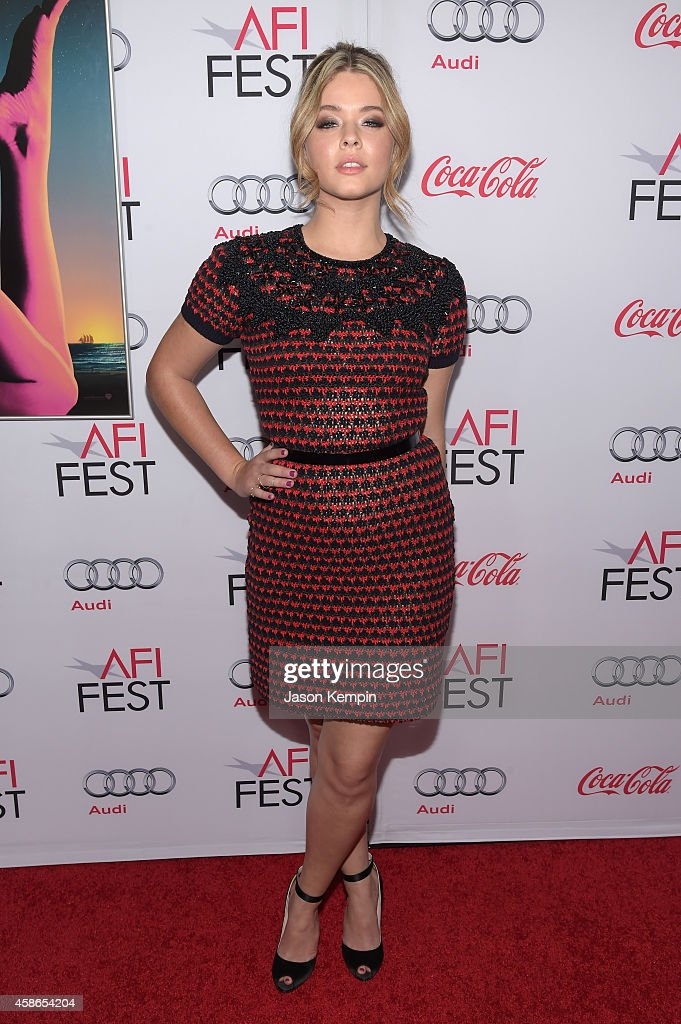 "AFI FEST 2014 Presented By Audi Gala Screening Of ""Inherent Vice"" - Arrivals"