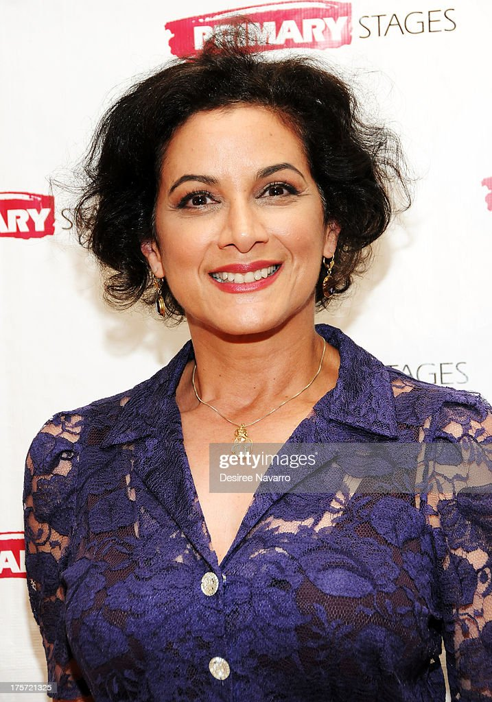 Actress Saundra Santiago attends 'Harbor' Opening Night After Party at Park Avenue Armory on August 6, 2013 in New York City.