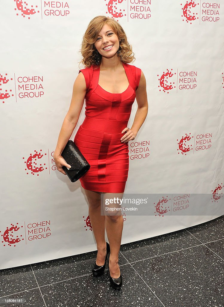 Actress Savannah Wise attends the 'Farewell, My Queen' New York Screening at MOMA on July 9, 2012 in New York City.