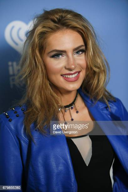 Actress Saxon Sharbino attends the screening of Warner Bros Pictures' 'Everything Everything' at the TCL Chinese Theatre on May 6 2017 in Hollywood...