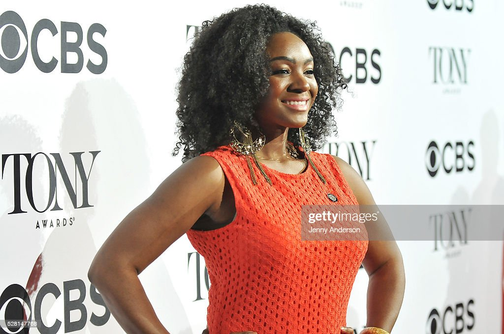Actress Saycon Sengbloh attends the 2016 Tony Awards Meet The Nominees Press Reception on May 4, 2016 in New York City.