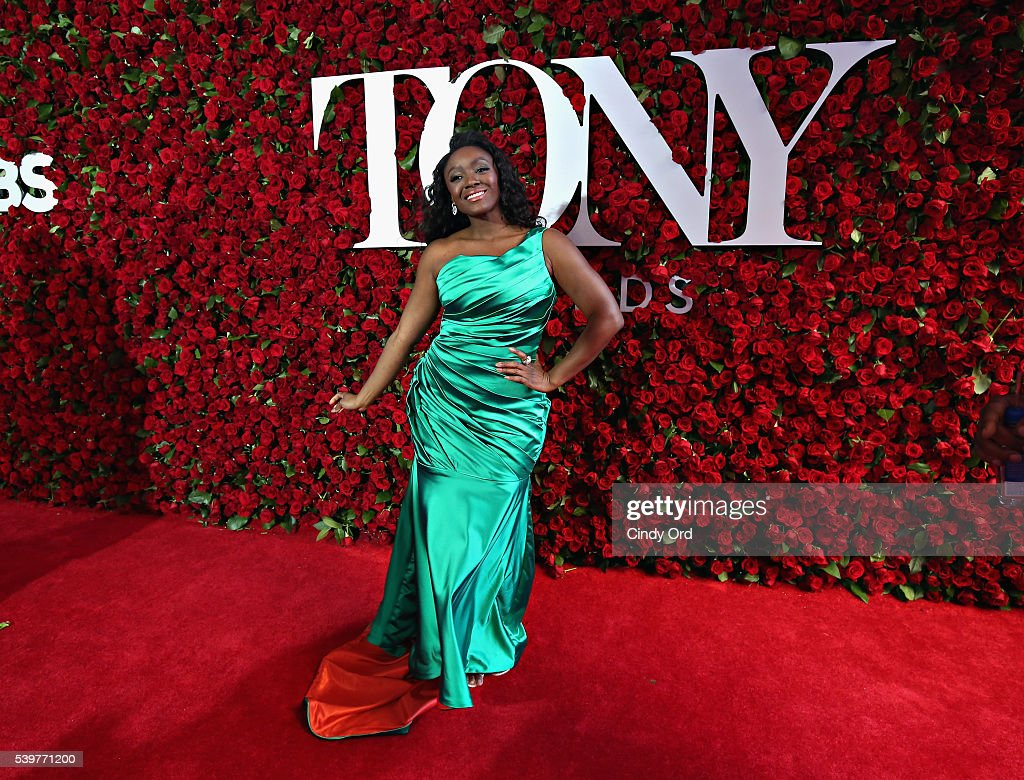 Actress Saycon Sengbloh attends the 70th Annual Tony Awards at The Beacon Theatre on June 12, 2016 in New York City.