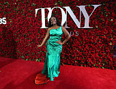 Actress Saycon Sengbloh attends the 70th Annual Tony Awards at The Beacon Theatre on June 12 2016 in New York City