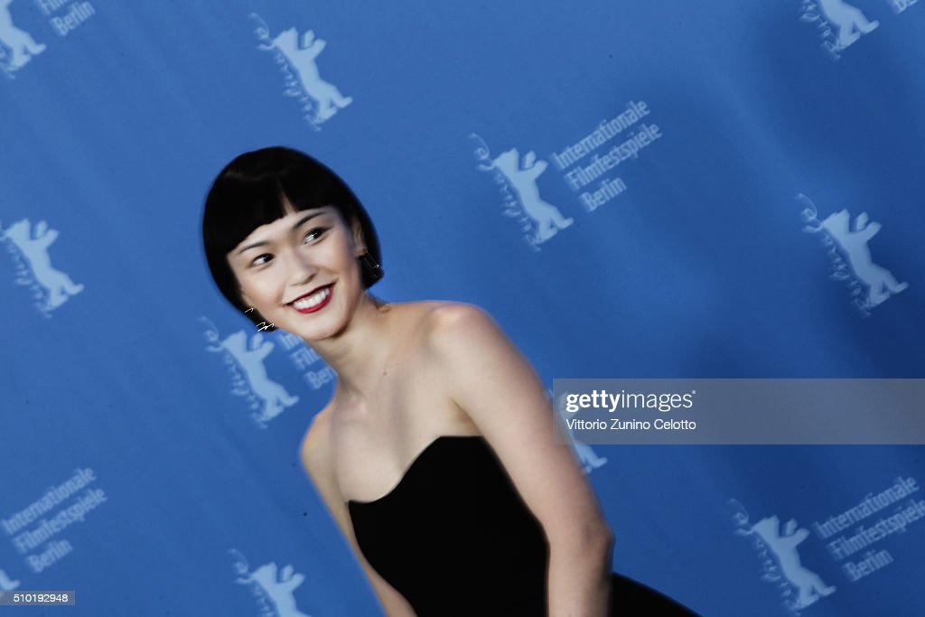 Actress Sayuri Oyamada attends the 'While the Women Are Sleeping' photo call during the 66th Berlinale International Film Festival Berlin at Grand Hyatt Hotel on February 14, 2016 in Berlin, Germany.