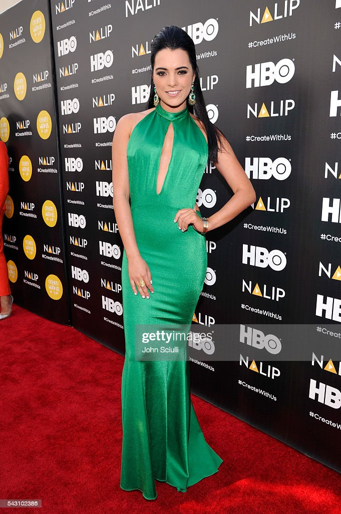 Actress Scarlet Gruber attends the NALIP 2016 Latino Media Awards at Dolby Theatre on June 25, 2016 in Hollywood, California.