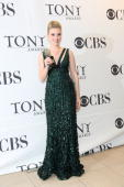 Actress Scarlett Johansson attends the 64th Annual Tony Awards at The Sports Club/LA on June 13 2010 in New York City