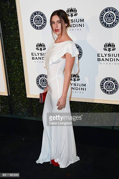 Actress Scout Willis arrives at The Art of Elysium presents Stevie Wonder's HEAVEN celebrating the 10th Anniversary at Red Studios on January 7 2017...