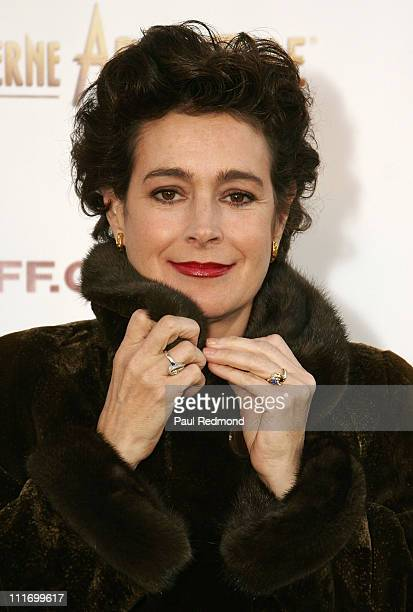 Actress Sean Young attends Artistic Achievement Award To 'Blade Runner' at The Shrine Auditorium on December 9 2007 in Los Angeles California