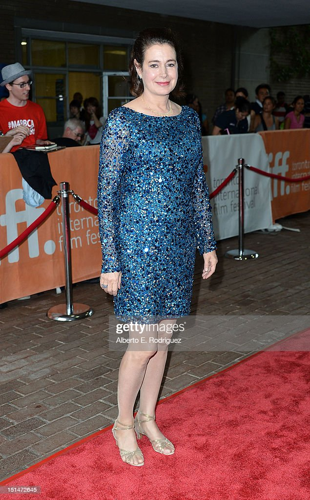 Actress Sean Young attends the'Spring Breakers' premiere during the 2012 Toronto International Film Festival at Ryerson Theatre on September 7, 2012 in Toronto, Canada.