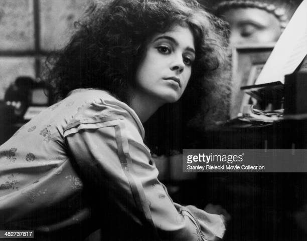 Actress Sean Young in a scene from the movie 'Blade Runner' 1982