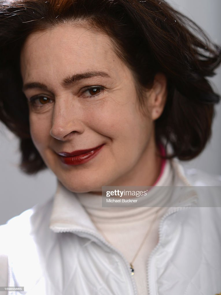 Actress Sean Young poses for a portrait at the Photo Studio for MSN Wonderwall at ChefDance on January 21, 2013 in Park City, Utah.