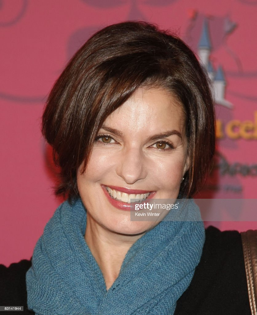Actress Sela Ward arrives at Miley Cyrus' 'Sweet 16' birthday celebration benefiting Youth Service America at Disneyland on October 5, 2008 in Anaheim, California.