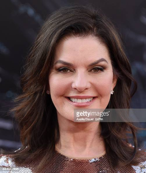 Actress Sela Ward arrives at the premiere of 20th Century Fox's 'Independence Day Resurgence' at TCL Chinese Theatre on June 20 2016 in Hollywood...