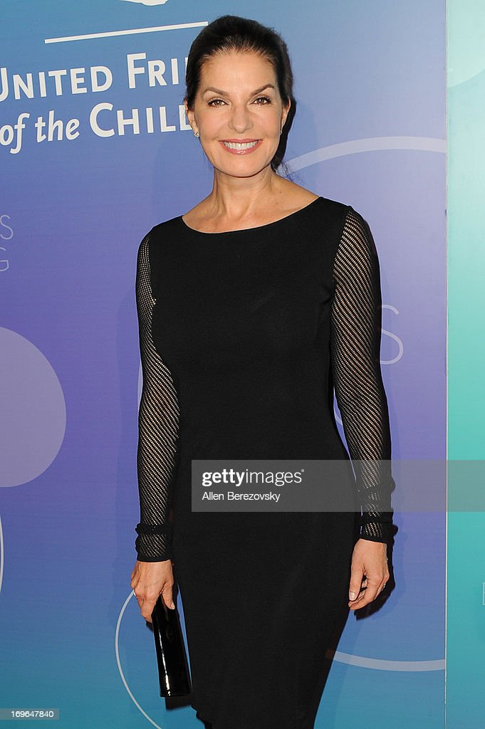 Actress Sela Ward arrives at the United Friends of the Children Brass Ring Awards Dinner 2013 at The Beverly Hilton Hotel on May 29, 2013 in Beverly Hills, California.